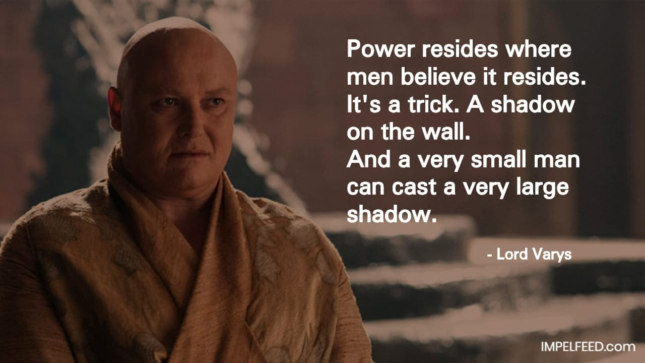 Lord Varys Quote