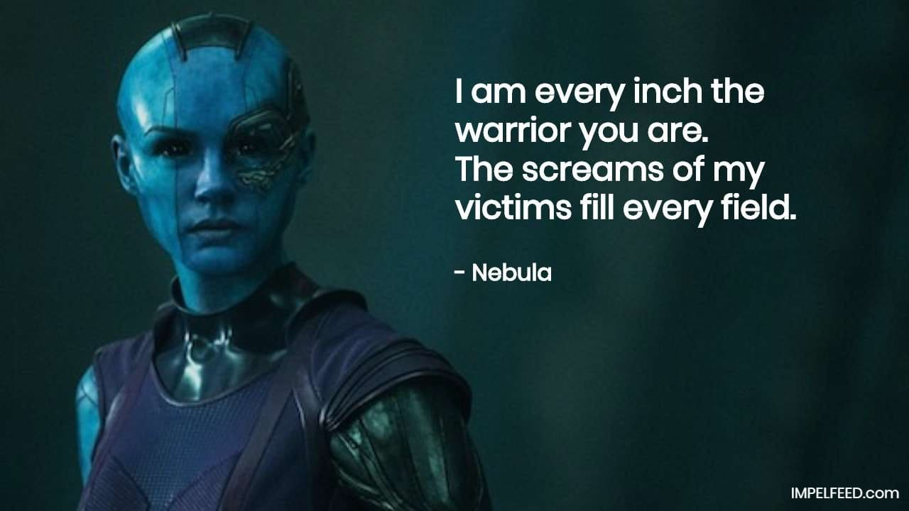 Female Character Quotes